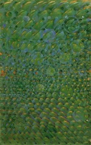 Floral Organism, 1976 - Tihamer Gyarmathy