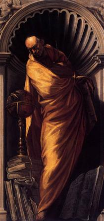 Plato, c.1560 - Paolo Veronese - WikiArt.org