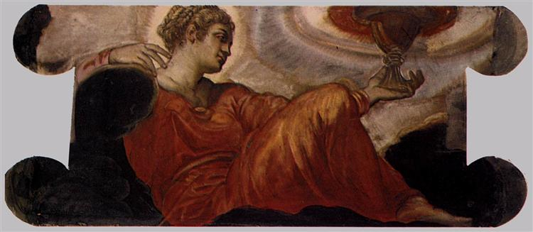 Allegory of Faith, c.1564 - Tintoretto