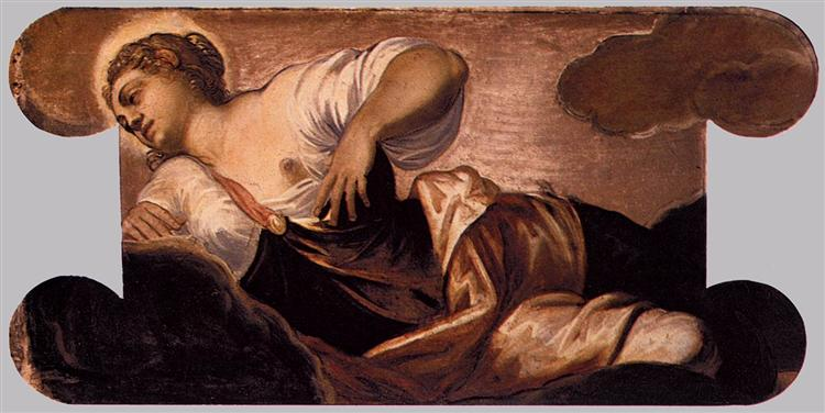Allegory of Truth, c.1564 - Tintoretto