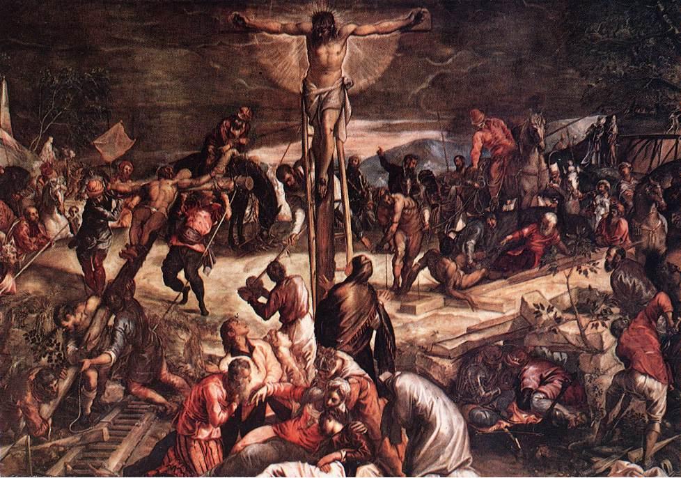 Crucifixion, 1565
