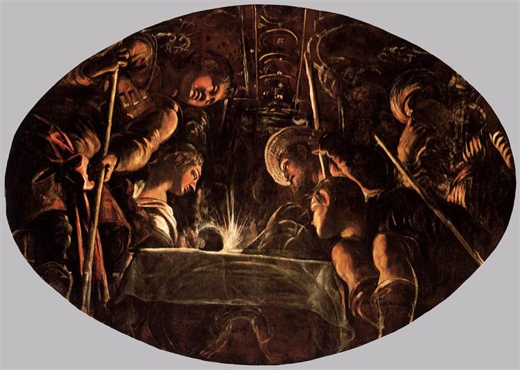 The Passover, 1577 - 1578 - Tintoretto