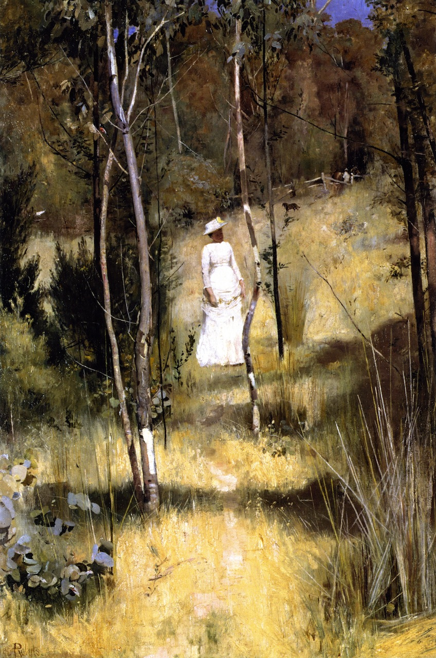 A Summer Morning Tiff, 1886