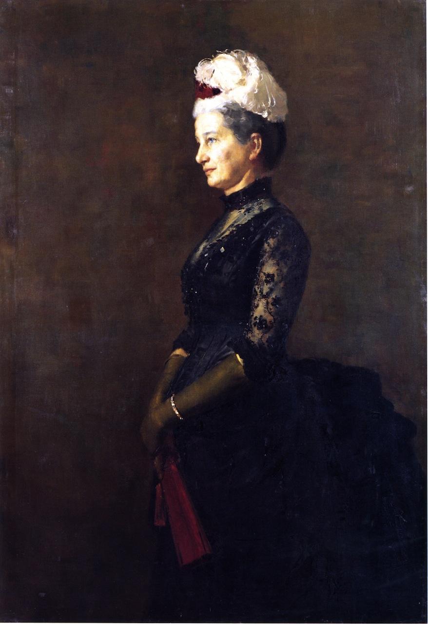 Madame Pfund, 1887