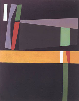 Untitled, 1950 - Tomás Maldonado