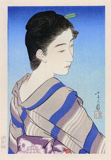 A Lady - Torii Kotondo