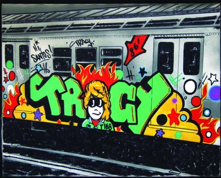 Tracy, 2001 - TRACY 168