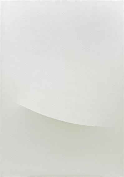 Segno grigio, 1971 - Turi Simeti