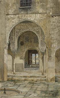 Alhambra. Spain - Vardges Sureniants
