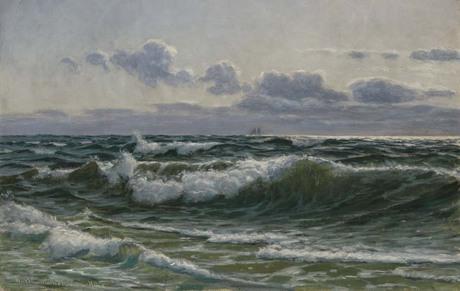 Seascape, 1905 - Vartan Mahokian