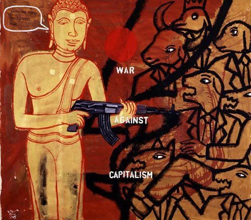 War Against Capitalism - Vasan Sitthiket