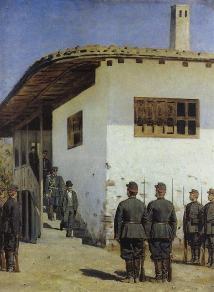 Spy, 1878 - 1879 - Vasily Vereshchagin
