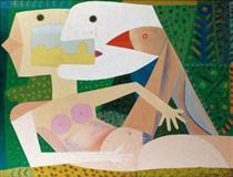 Espace de L'Esprit - Victor Brauner