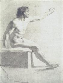 Modelo masculino - Vieira Portuense