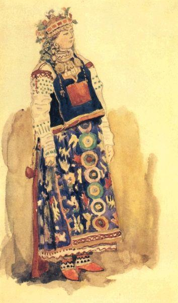 Kupava, 1885 - Viktor Vasnetsov