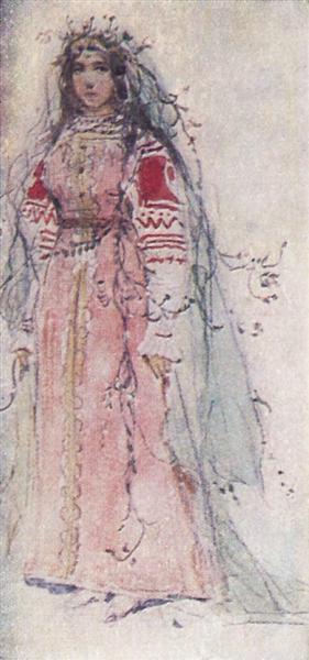 Spring, 1882 - Viktor Vasnetsov