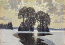 Invierno - Vilhelms Purvitis