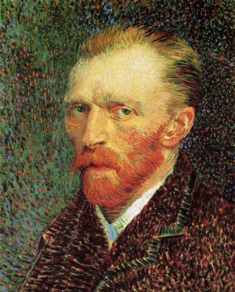 Self-Portrait, 1887 - Vincent van Gogh