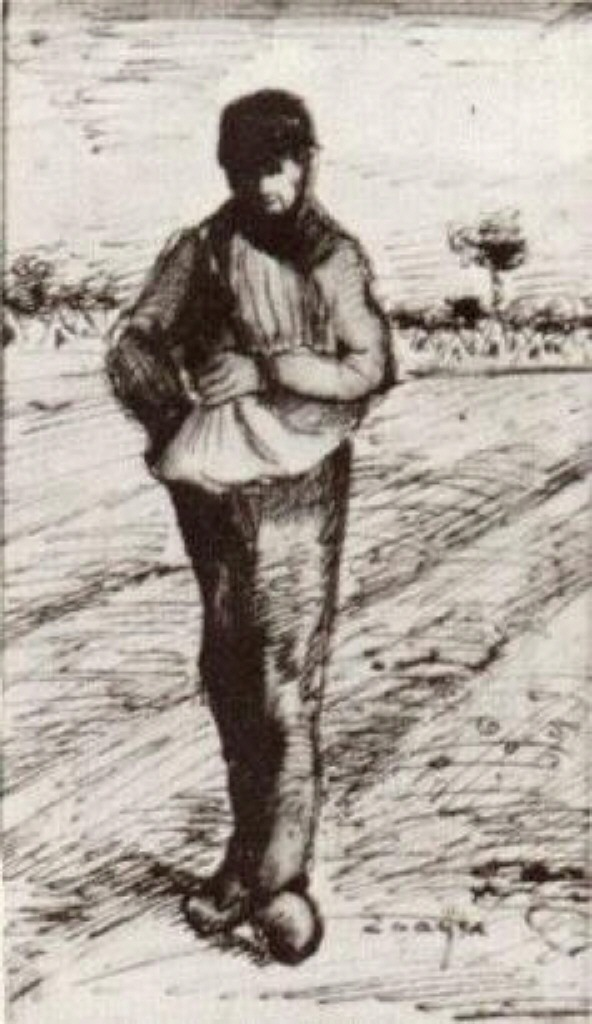Sower with Hand in Sack, 1881