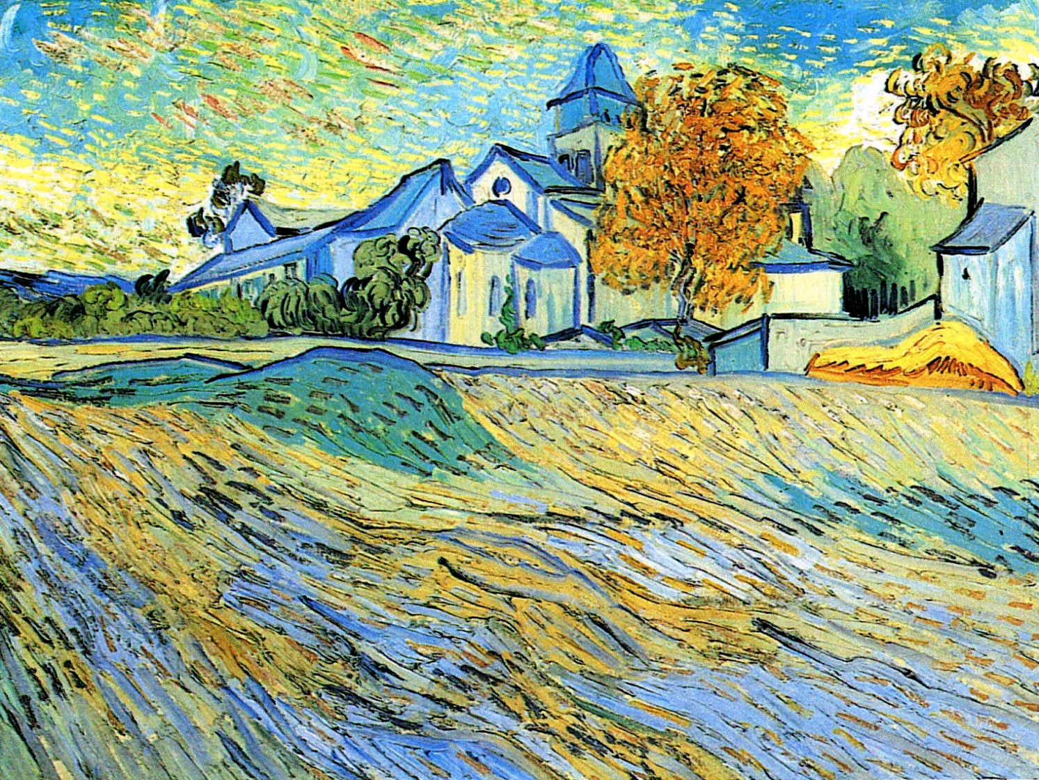 the early life and times of famous painter vincent van gogh Vincent van gogh suffered from harrowing arles early in 1888, but the only other painter he your artistic life take your time and study the.