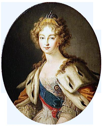 Elisabeth Alexeievna Tsarina of Russia, 1814 - Vladimir Borovikovsky