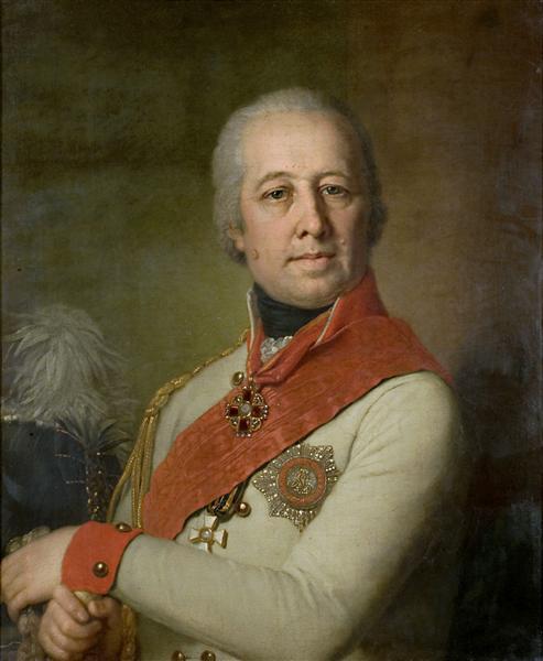 Ivan Dunin, 1801 - Vladimir Borovikovsky