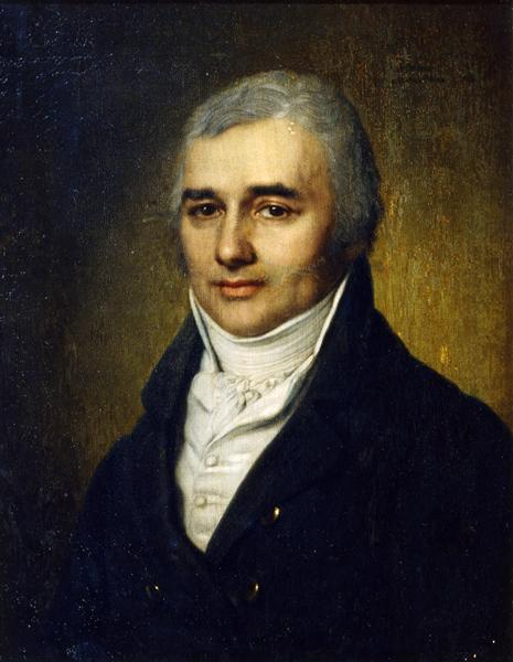 Portrait ofCountRazumovsky, 1800 - Vladimir Borovikovsky
