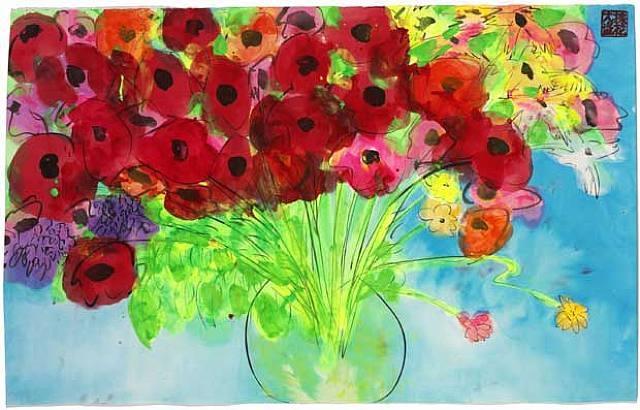 Poppies - Уоллес Тинг