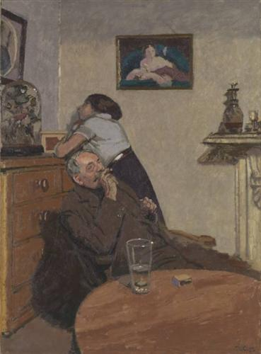 Ennui  - Walter Sickert