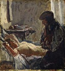 The Camden Town Murder - Walter Sickert