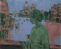 Variation on Peggy - Walter Sickert