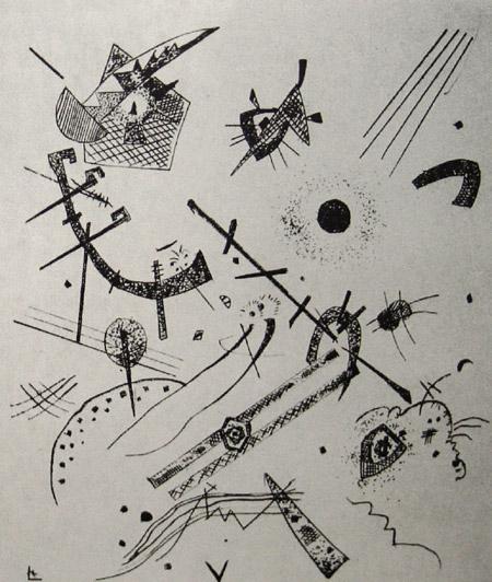 Small Worlds XI, 1922 - Wassily Kandinsky