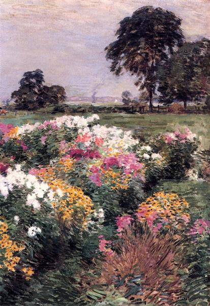 Purple, White and Gold, 1903 - Willard Leroy Metcalf