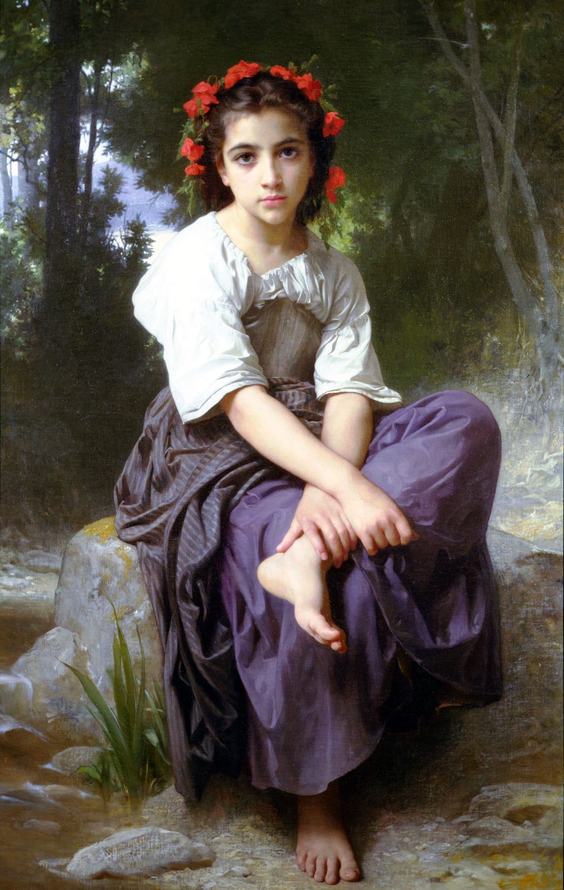 http://uploads8.wikiart.org/images/william-adolphe-bouguereau/at-the-edge-of-the-brook-1875.jpg
