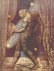 The Ghost of a Flea - William Blake