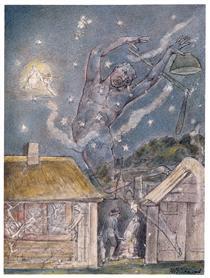 The Goblin - William Blake