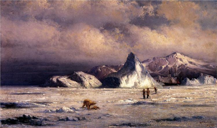 Arctic Invaders, 1882 - William Bradford