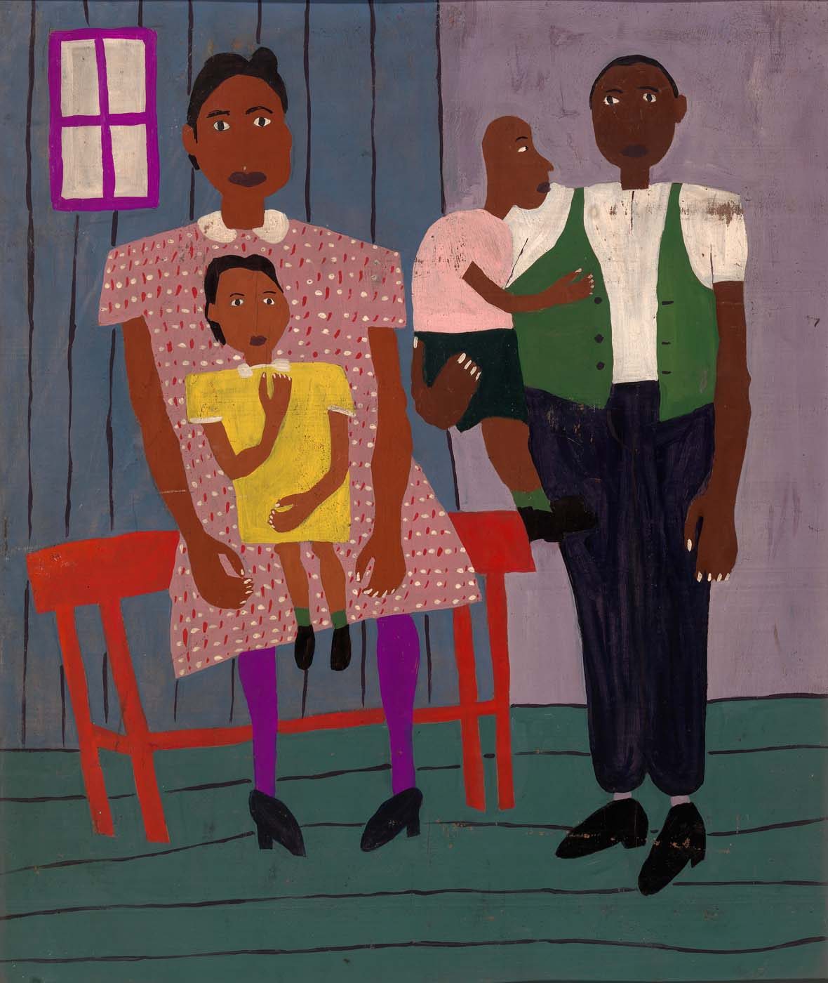 william h johnson Johnson, william henry (1901-1970) the art and life of william h johnson (washington, dc: national museum of american art, smithsonian institution.