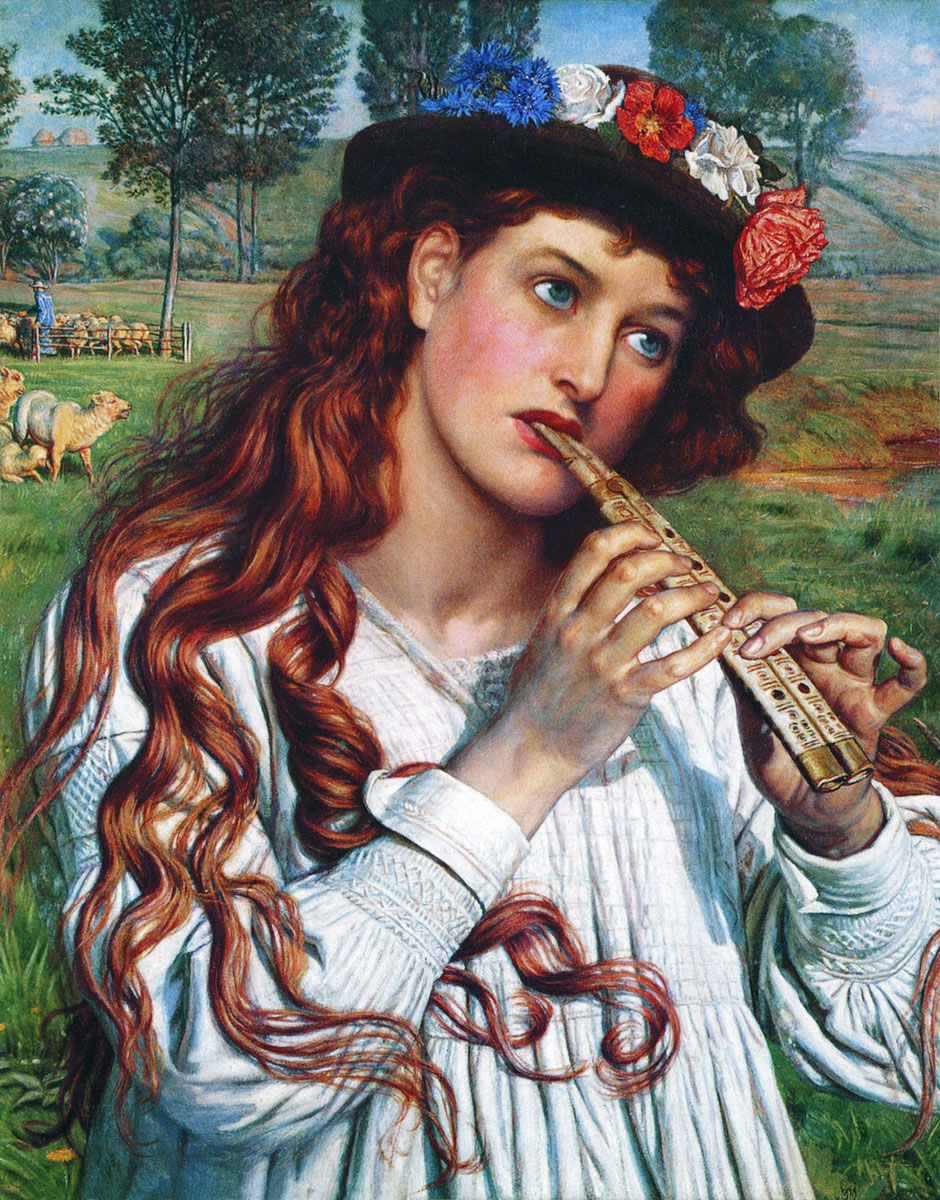 William Holman Hunt Famous Paintings