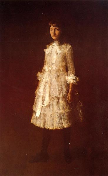 Hattie, c.1886 - William Merritt Chase