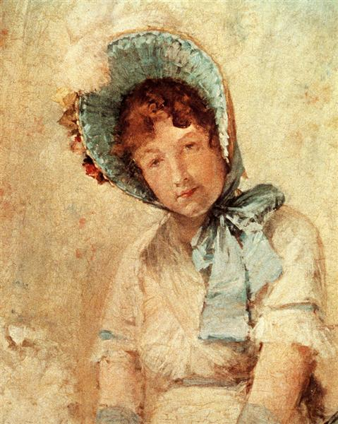 Portrait of Harriet Hubbard Ayers - William Merritt Chase