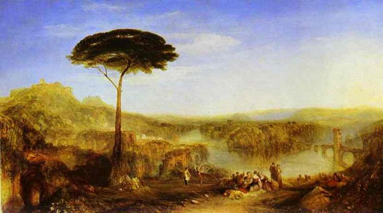 Childe Harold, 1823 - William Turner