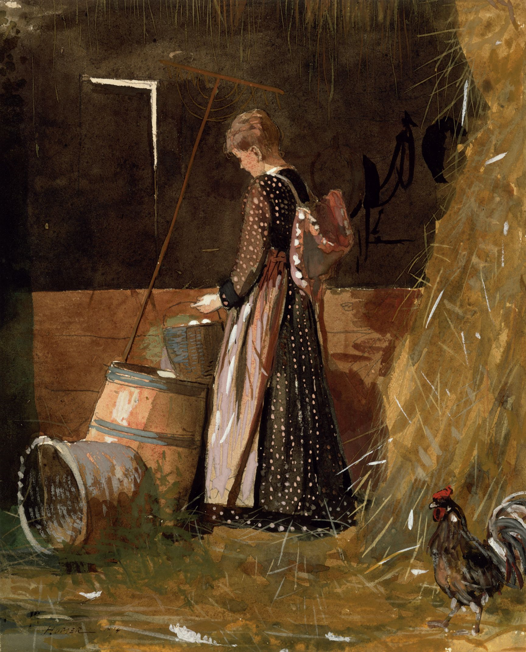 winslow homer essay The free arts research paper (breezing up winslow homer essay) presented on this page should not be viewed as a sample of our on-line writing service.