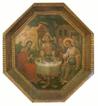 Old Testament Trinity - Yov Kondzelevych