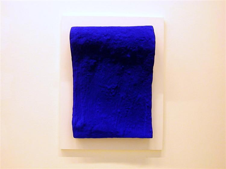 The Wave - Yves Klein