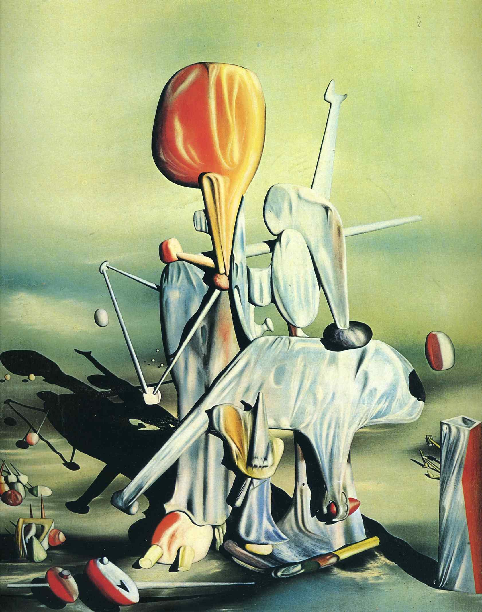 Yves Tanguy Surrealism