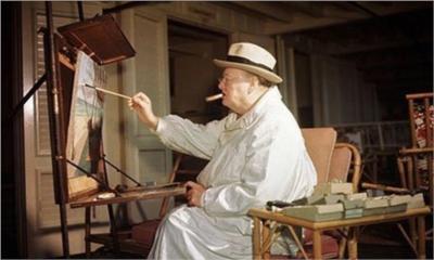 Winston Churchill Wikiart Org Encyclopedia Of Visual Arts
