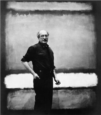 Mark Rothko - 161 paintings and installations - WikiArt.org