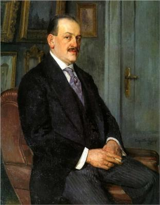 Николай Богданов-Бельский